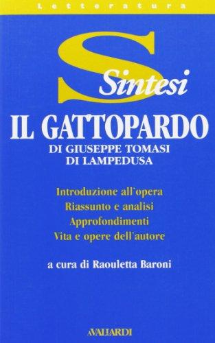 Tomasi di Lampedusa. Il Gattopardo