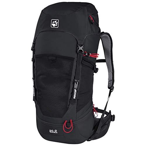 Jack Wolfskin Kalari Trail 36 Recco Rucksäcke One Size black