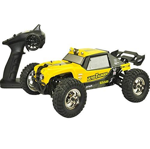 Mopoq RC Auto, 4x4 Crawlers Allradantrieb Fernsteuerungsauto- High Speed Racing Modell for Kinder und...