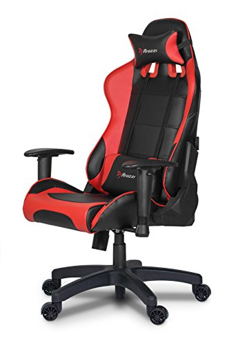 Arozzi Verona Junior Gaming Chair for Kids with High Backrest, Recliner, Swivel, Tilt, Rocker and...