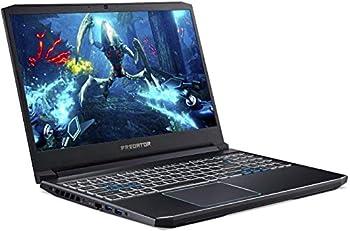 Acer Predator Helios 300 Gaming Laptop Intel Core i7-9750H GeForce RTX 2060 15.6  Full HD 144Hz Display 3ms Response Time 16GB DDR4 512GB PCIe NVMe SSD RGB Backlit Keyboard PH315-52-75DE,Black