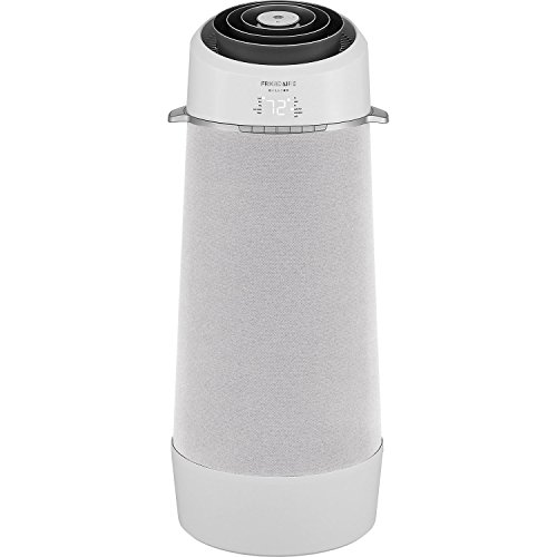 Frigidaire FGPC1044U1, White Cool Connect Smart Cylinder Portable Air Conditioner for Rooms up to...