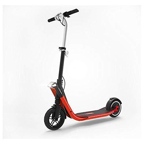Lithium elektrische scooter lopen scooter tweewieler vouwbare elektrische scooter 250 W motorsnelheid tot 25 km/h