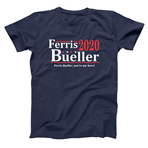 Ferris Bueller 2020 Election T-shirt for Men, XS to 6XL