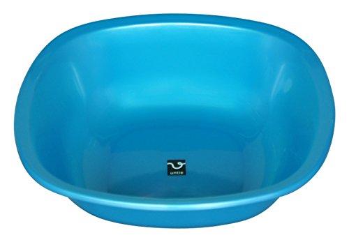 シンカテック 角型 洗面器 Untie アンティ ブルー
