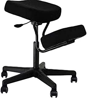 Solace Plus kneeling chair Jobri BetterPosture with Memory Foam to Improve Posture, Relieve Neck and Back Pain