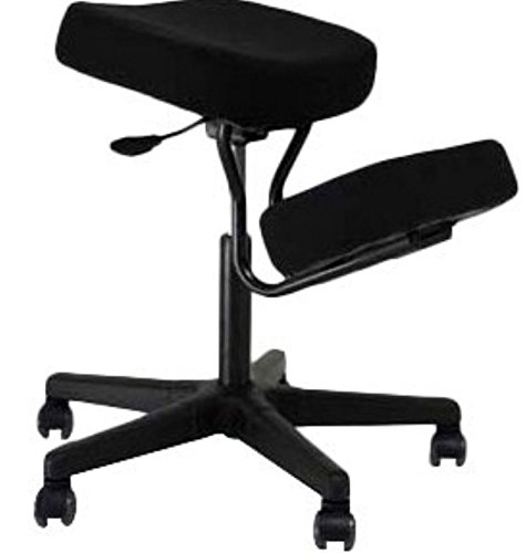 Solace Plus kneeling chair Jobri BetterPosture with Memory Foam to Improve Posture Relieve Neck and Back Pain