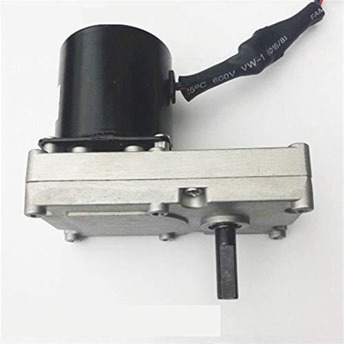 Wusfeng LHongBin-Motor DC para maquinaria de ingeniería electrodomésticos, Motor de Engranajes sincrónicos de CA, Motor de imán Permanente 220V 30W CA, Amplia Gama de Aplicaciones