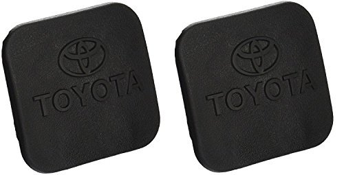 New OEM Genuine Toyota Hitch Plug Cover (2 Pack) PT228-35960-HP Fits 2' Toyota Hitch Recievers