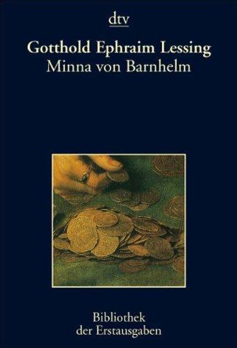 Minna von Barnhelm, oder das Soldatenglück: Ein Lustspiel in fünf Aufzügen (dtv Fortsetzungsnummer 14, Band 2610)