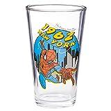 Silver Buffalo Marvel Comic Spiderman 1962 New York City Boxed 16oz Pint Glass