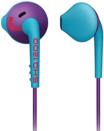 discount Philips SHQ1200PP/28 sale ActionFit Sports In-Ear Headphones, wholesale Purple outlet sale