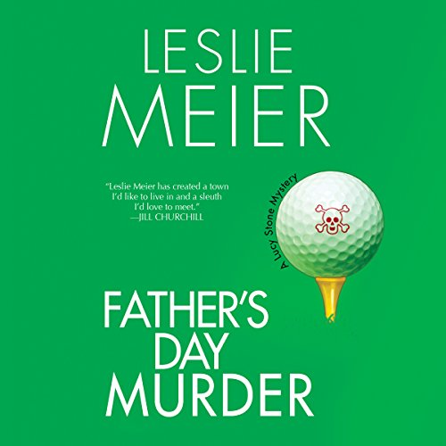 Father's Day Murder audiobook cover art