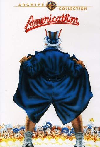 Americathon -  DVD, Rated PG, Neil Israel