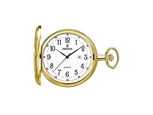 Festina Reloj de Bolsillo de Cuarzo F2028/1