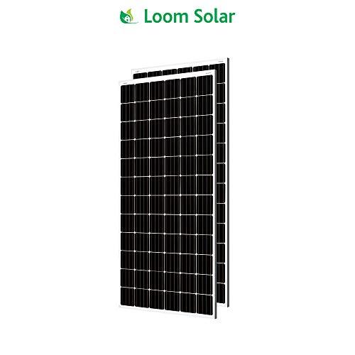 Loom solar 375 watt - 24 Volt Mono crystalline...
