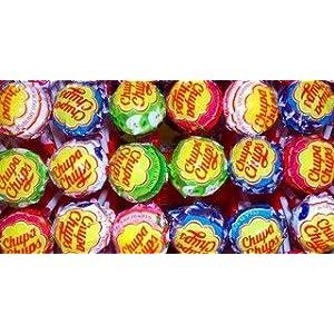 chupa chups the best of x10 lollipops Chupa Chups The Best of x10 Lollipops 41lK54hHvLL