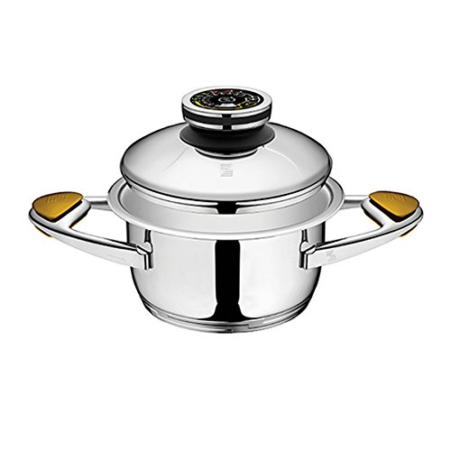 Zepter CookArt CookArt Masterpiece Kochtopf (induktionsgeeignet) - Saucen-Topf mit zwei Griffen - ø16 cm - 1,5 L