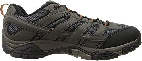 Merrell Moab 2 GTX, Zapatillas de Senderismo para Hombre, Gris (Beluga), 42 EU