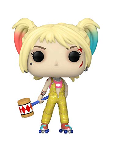 Funko POP! Heroes: Birds of Prey - Harley Quinn [Boobytrap Battle] #309 Exclusive