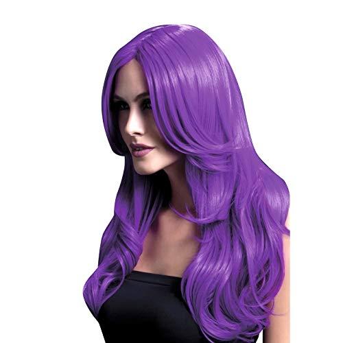 Damenperücke Khloe violette