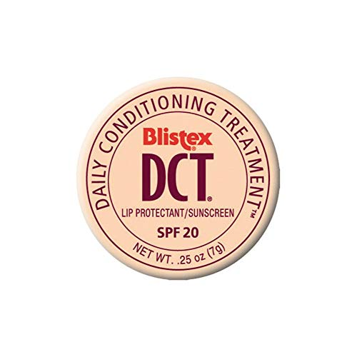 Blistex Dct Daily Conditioning treatment Spf 20, 0.25 oz, Pack of 12