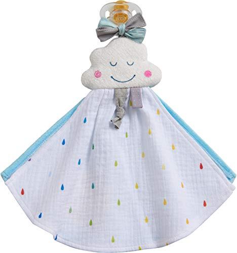 HABA 305167 – Mantita de Peluche con Forma de Nube de sueño,...