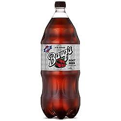 Barq's Root Beer Soda Soft Drink, 2 Liter Bottle