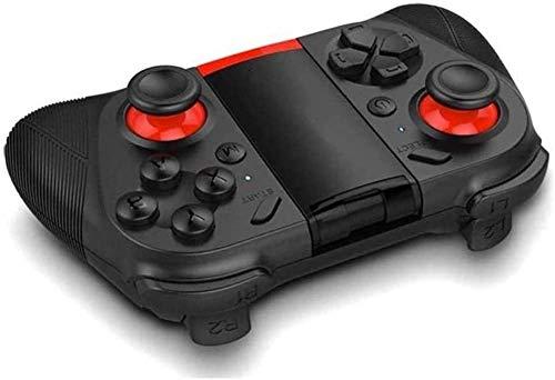 YUYANDE Gamepads Handheld USB Gamepad Controlador para Andriod/iOS Tablet PC Bluetooth Gamepad Game Inalámbrico Joystick Black