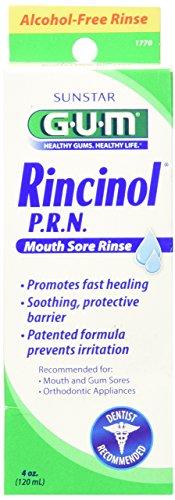 Rincinol P.R.N. Oral Rinse, 4 oz.