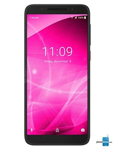 T-MOBILE REVVL 2 32GB BLK Phone (Black) (Renewed)