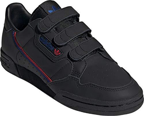 Adidas Continental 80 W Strap Black Royal Scarlet 38.5