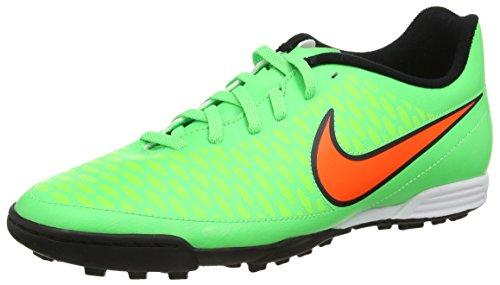 NikeMagista Ola TF - Zapatillas de Fútbol Hombre, Color Verde, Talla 47.5 EU