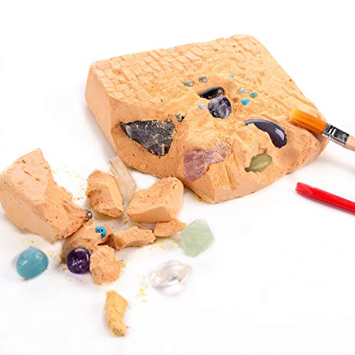iSTONE Natural Stone Dig Kit Dig up 20...