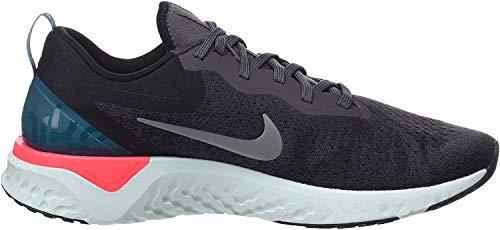 Nike Odyssey React, Zapatillas de Running para Hombre, Gris (Thunder Grey/Gun Smoke/Black/GE 007), 43 EU