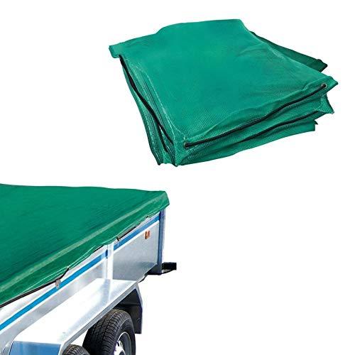 ProPlus Anhängernetz feinmaschig mit Gummiseil (250 x 450 cm)