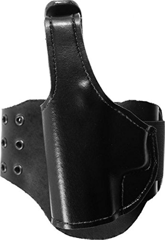 Gould & Goodrich BootLock Ankle Holster, Black, Left HandFor Glock 26, 27,