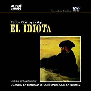 El Idiota [The Idiot] cover art