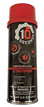 10 Seconds Shoe Disinfectant and Deodorizer 5 Ounces