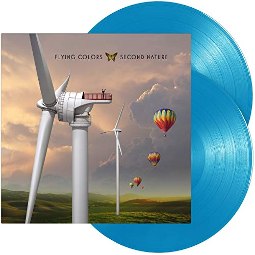 Second Nature [Ltd.Ed. Blue Vinyl 2 Lp]