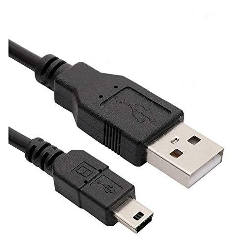 Osflydan USB-Ladekabel für Sony Playstation 3 PS3 Wireless Controller USB Ladekabel Pack PS3 Controller Ladegerät Ladekabel Sync-Kabel Mini USB Lade- und Play-Kabel