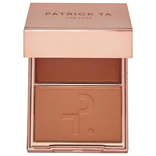 PATRICK TA Major Beauty Headlines - Double-Take Crème & Powder Blush (Bronzed Nude)