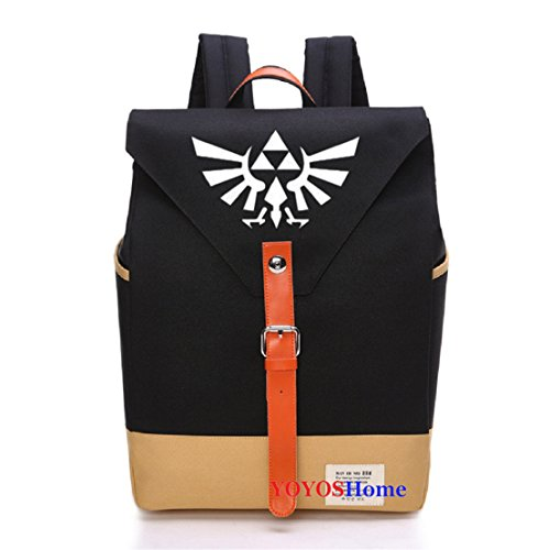 YOYOSHome Anime The Legend of Zelda Cosplay Daypack Rugzak Schoudertas Rugzak School Bag