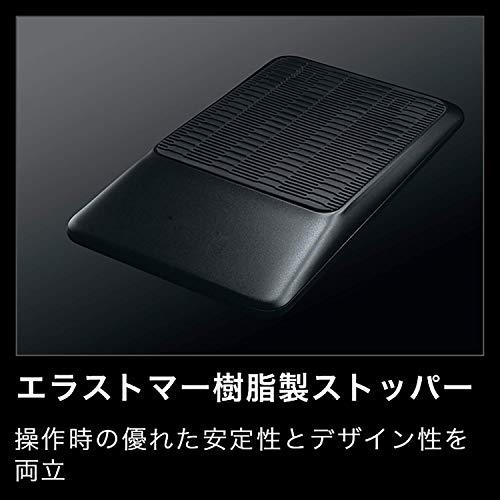 『カシオ CASIO プレミアム電卓 12桁 ブラック S100』の6枚目の画像