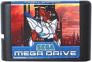 The Crowd Tradensen Carte de Jeu Alien Soldier 16 Bits pour Sega Mega Drive pour Genesis