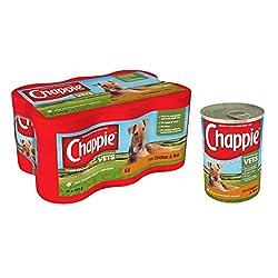 Chappie Dog Tins Original x2 Chicken and Rice x4 2472g Chappie Quantity: 1