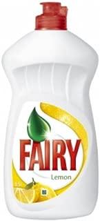 Fairy Lemon Washing Up Liquid 500ml