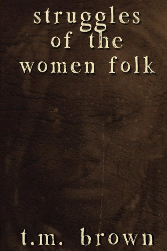 Book: Struggles of the Women Folk by T. M. Brown