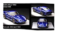 1/64 SCM MY64 1962 フェラーリ250GTO メタリックブルー