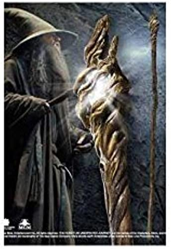 auténtico GANDALF the gris's Illuminating Staff Full Talla Prop Replica by by by Noble Collection  a precios asequibles